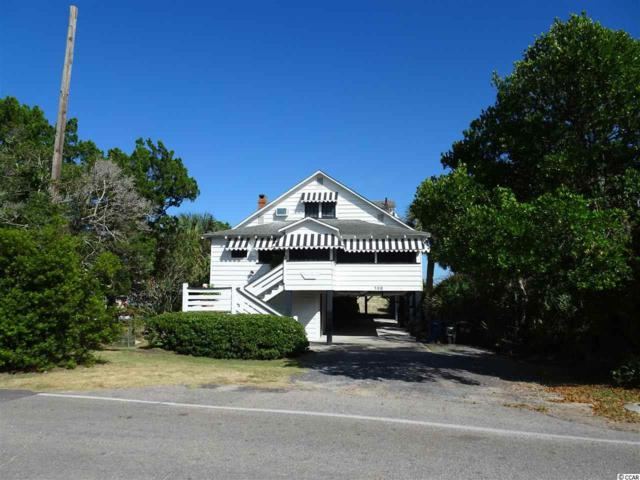 138 Atlantic Ave., Pawleys Island, SC 29585 (MLS #1818846) :: James W. Smith Real Estate Co.