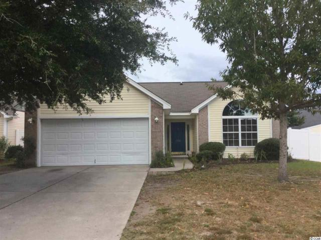 326 Thistle Lane, Myrtle Beach, SC 29579 (MLS #1818871) :: The Greg Sisson Team with RE/MAX First Choice