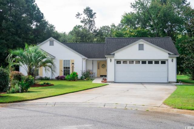 1203 Song Sparrow Court, Murrells Inlet, SC 29576 (MLS #1818876) :: The Litchfield Company