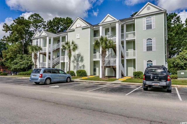 101 Fountain Pointe Ln. #104, Myrtle Beach, SC 29579 (MLS #1818878) :: James W. Smith Real Estate Co.