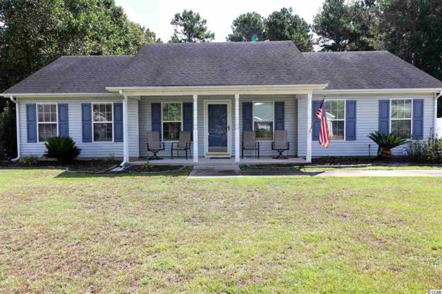 1025 Chateau Drive, Conway, SC 29526 (MLS #1818893) :: The Litchfield Company