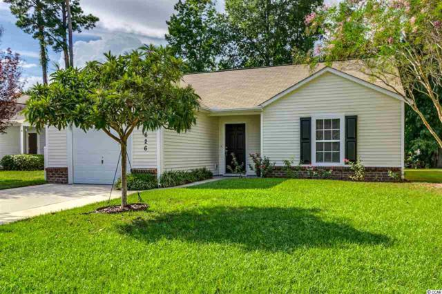 626 Oakhurst Dr., Myrtle Beach, SC 29579 (MLS #1818902) :: The Litchfield Company