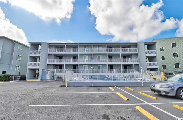 805 S Ocean Blvd D-3, Myrtle Beach, SC 29577 (MLS #1818907) :: The Litchfield Company