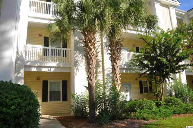 601 Hillside Dr. #4222, North Myrtle Beach, SC 29582 (MLS #1818934) :: Matt Harper Team