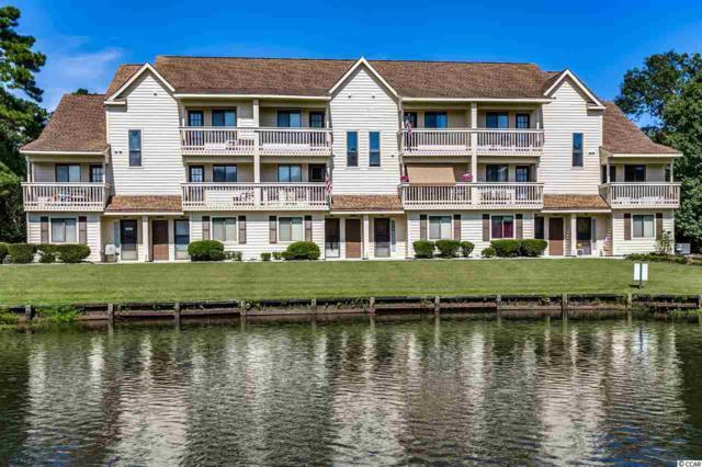 510 Fairwood Lakes #18-E 18-E, Myrtle Beach, SC 29588 (MLS #1818938) :: Silver Coast Realty