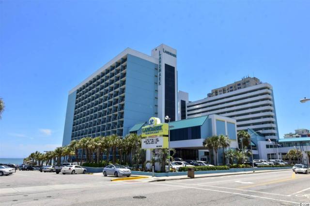 1501 S Ocean Blvd #520, Myrtle Beach, SC 29577 (MLS #1818989) :: Myrtle Beach Rental Connections