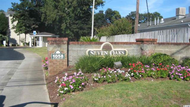 1058 E Sea Mountain Hwy. 13-101, North Myrtle Beach, SC 29582 (MLS #1818998) :: Silver Coast Realty