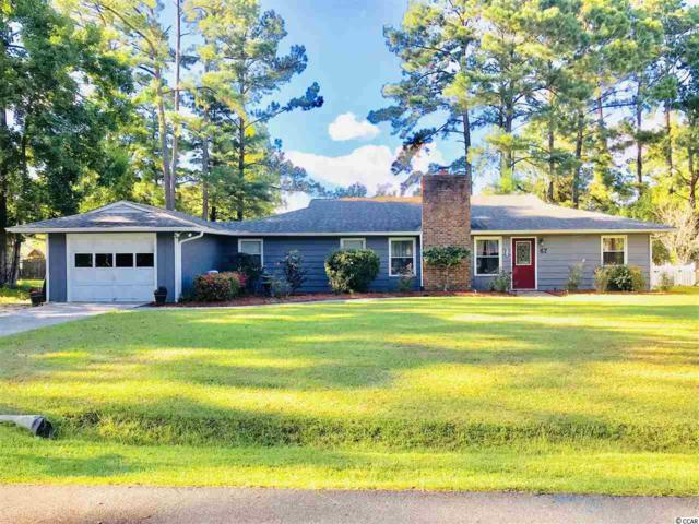 67 Plantation Rd, Myrtle Beach, SC 29588 (MLS #1819019) :: The Homes & Valor Team