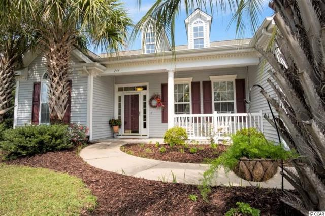 244 Pickering Dr, Murrells Inlet, SC 29576 (MLS #1819077) :: The Homes & Valor Team