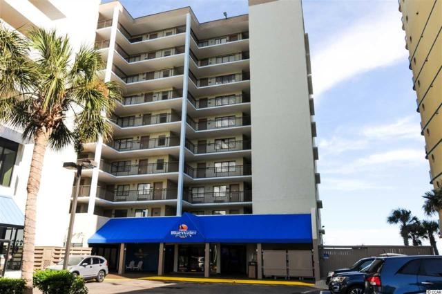 2001 S Ocean Blvd #814, Myrtle Beach, SC 29577 (MLS #1819088) :: The Litchfield Company