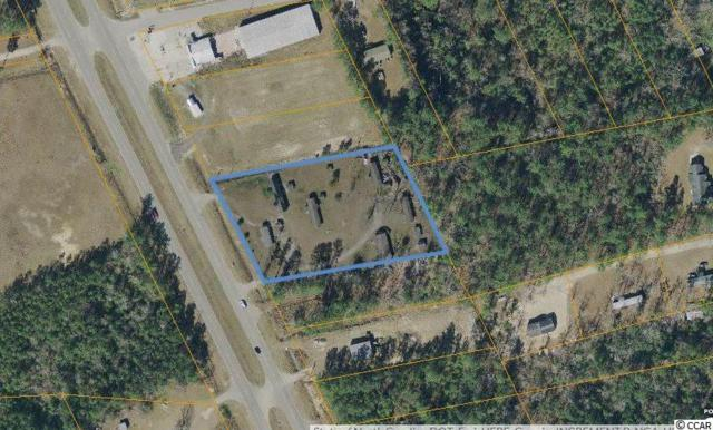 TBD W Highway 501, Aynor, SC 29511 (MLS #1819093) :: The Hoffman Group
