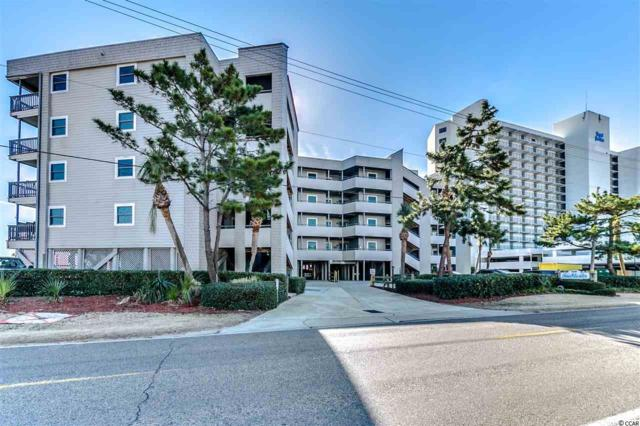 1310 N Waccamaw Dr. #402, Garden City Beach, SC 29576 (MLS #1819123) :: SC Beach Real Estate