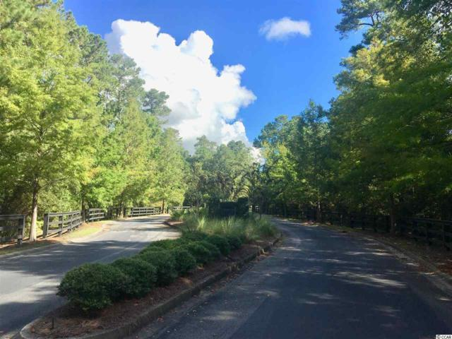 Old Cypress Circle Lot #13, Pawleys Island, SC 29585 (MLS #1819130) :: The Greg Sisson Team with RE/MAX First Choice