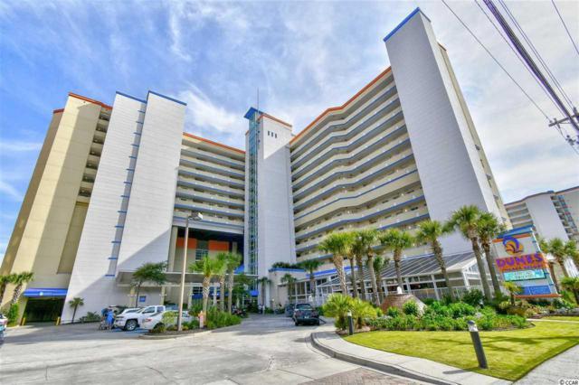 5300 N Ocean Blvd #418, Myrtle Beach, SC 29577 (MLS #1819135) :: Trading Spaces Realty