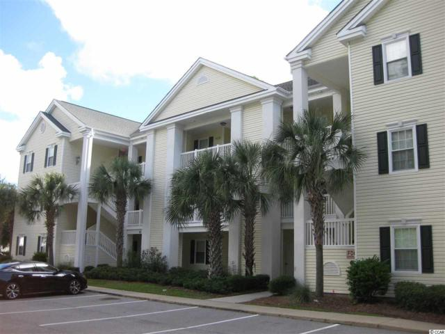 601 N Hillside Dr. #4521, North Myrtle Beach, SC 29582 (MLS #1819140) :: Matt Harper Team