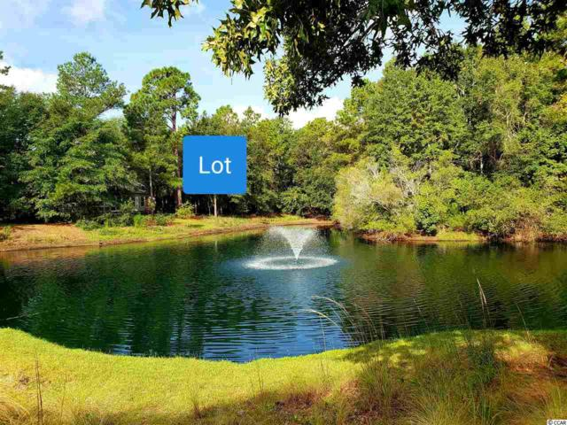 LOT 75 Hunter Oak Ct, Pawleys Island, SC 29585 (MLS #1819167) :: The Greg Sisson Team with RE/MAX First Choice