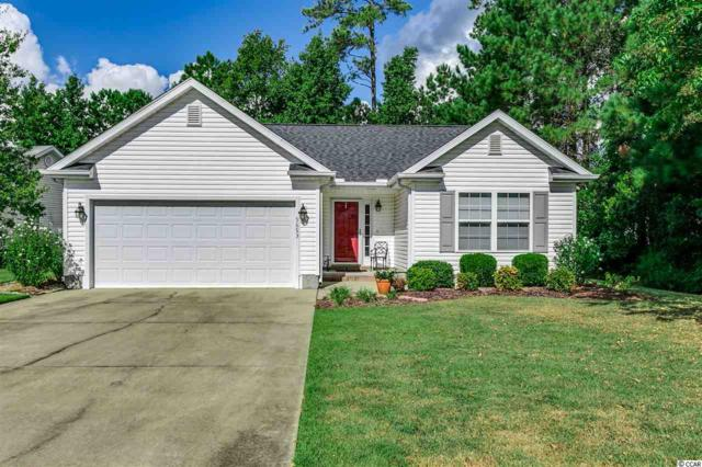 9653 Sullivan Drive, Murrells Inlet, SC 29576 (MLS #1819170) :: The Homes & Valor Team