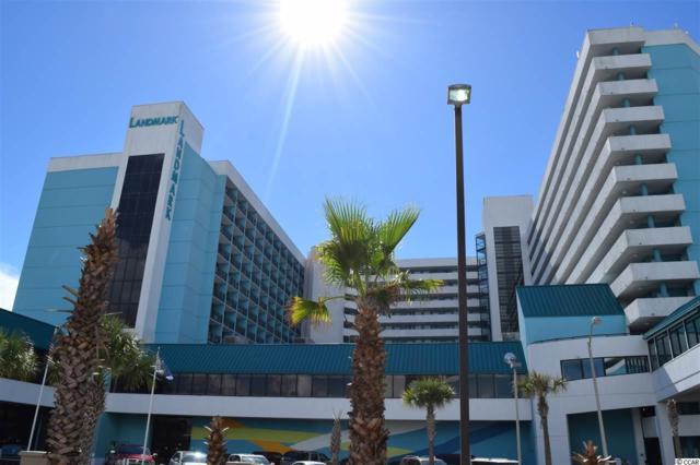 1501 S Ocean Blvd #1049, Myrtle Beach, SC 29577 (MLS #1819173) :: Trading Spaces Realty