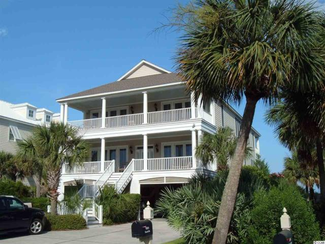 1071 Norris Drive - The Peninsula, Pawleys Island, SC 29585 (MLS #1819183) :: Trading Spaces Realty