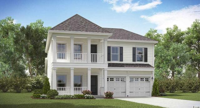 528 Harbison Circle, Myrtle Beach, SC 29588 (MLS #1819243) :: Trading Spaces Realty