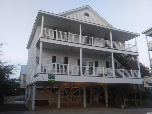 106 Woodland Drive, Garden City Beach, SC 29576 (MLS #1819252) :: Trading Spaces Realty