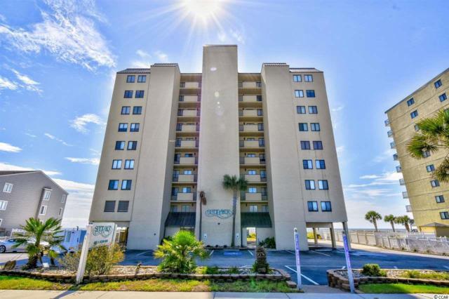 3513 S Ocean Blvd #204, North Myrtle Beach, SC 29582 (MLS #1819265) :: Silver Coast Realty