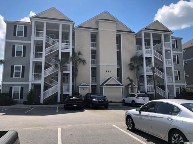 301 Shelby Lawson Drive #402, Myrtle Beach, SC 29588 (MLS #1819301) :: Silver Coast Realty