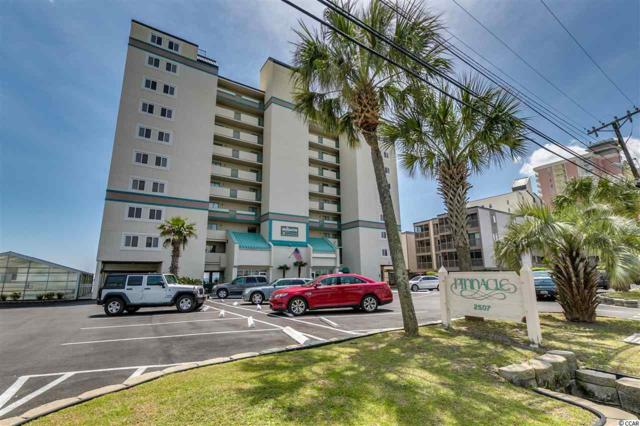 2507 S Ocean Blvd. #202, North Myrtle Beach, SC 29582 (MLS #1819331) :: SC Beach Real Estate