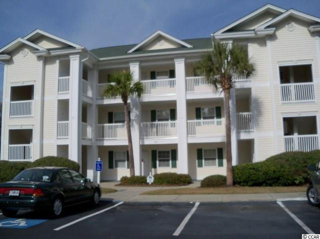 481 White River Dr. 31F, Myrtle Beach, SC 29579 (MLS #1819332) :: Jerry Pinkas Real Estate Experts, Inc