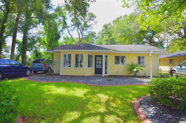 519 3rd Avenue S, Surfside Beach, SC 29575 (MLS #1819385) :: Matt Harper Team