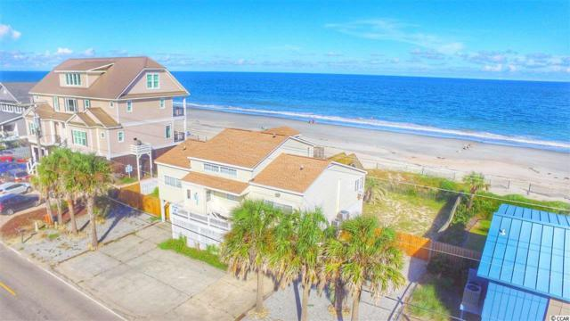 1845 S Waccamaw Dr., Garden City Beach, SC 29576 (MLS #1819397) :: The Litchfield Company