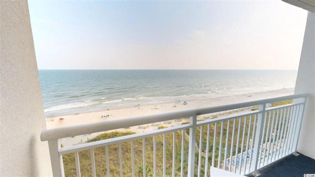 2701 S. Ocean Blvd. #819, North Myrtle Beach, SC 29582 (MLS #1819411) :: The Greg Sisson Team with RE/MAX First Choice