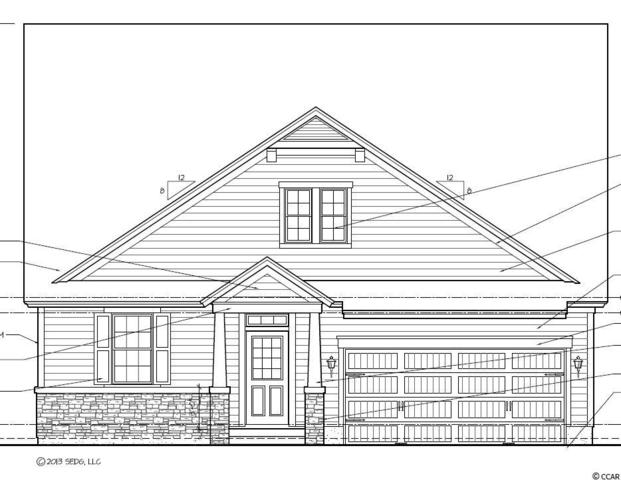 10 Summerlight Dr., Murrells Inlet, SC 29576 (MLS #1819425) :: Right Find Homes