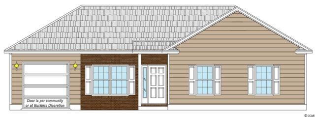 3664 Fountain Pointe Ln., Myrtle Beach, SC 29588 (MLS #1819440) :: Right Find Homes