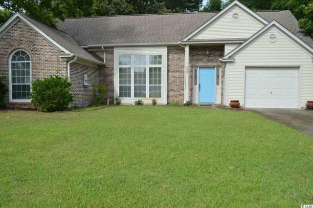 602 Bluebird Lane, Murrells Inlet, SC 29576 (MLS #1819441) :: The Greg Sisson Team with RE/MAX First Choice