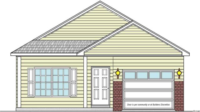 151 Fountain Pointe Ln., Myrtle Beach, SC 29588 (MLS #1819442) :: Right Find Homes