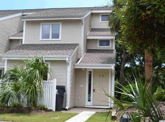 600 Deer Creek Rd. D, Surfside Beach, SC 29575 (MLS #1819473) :: SC Beach Real Estate