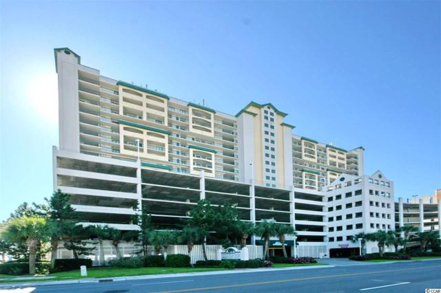 201 S Ocean Blvd. #108, North Myrtle Beach, SC 29582 (MLS #1819487) :: The Greg Sisson Team with RE/MAX First Choice