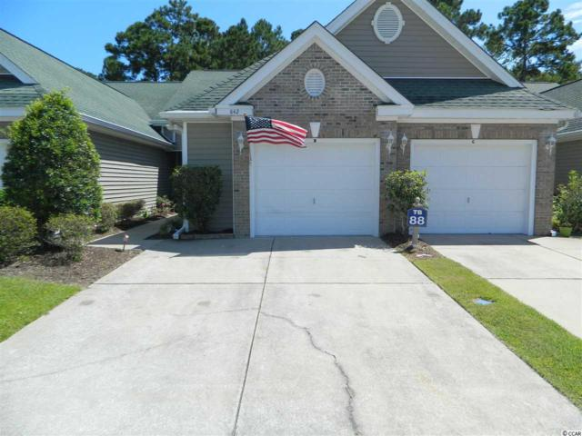 842 Pinehurst Ln. 88-B, Pawleys Island, SC 29585 (MLS #1819498) :: Matt Harper Team