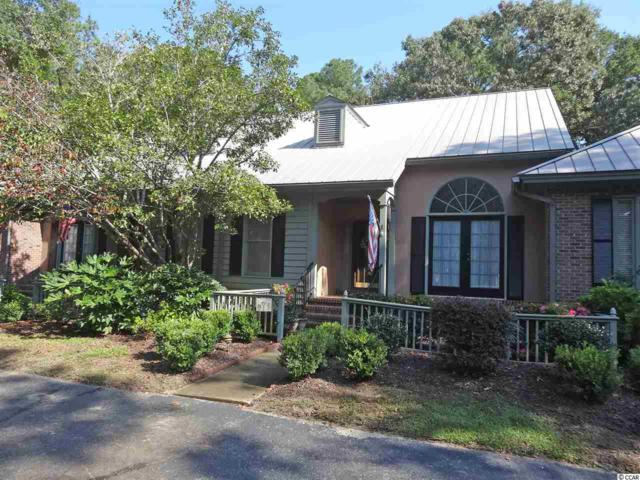 307-3 Golden Bear Dr. 307-3, Pawleys Island, SC 29585 (MLS #1819531) :: The Litchfield Company