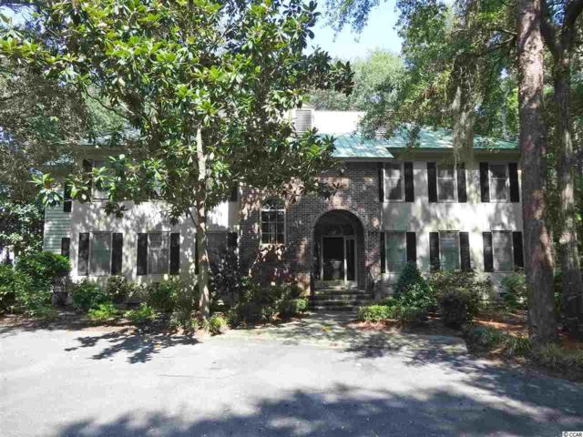 207-4 Golden Bear Dr. #4, Pawleys Island, SC 29585 (MLS #1819533) :: SC Beach Real Estate