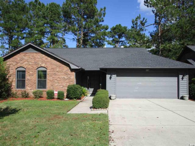 217 Wedgewood Lane, Conway, SC 29526 (MLS #1819534) :: The Greg Sisson Team with RE/MAX First Choice