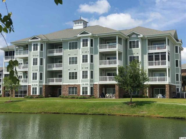 4829 Luster Leaf Circle #403, Myrtle Beach, SC 29577 (MLS #1819539) :: SC Beach Real Estate