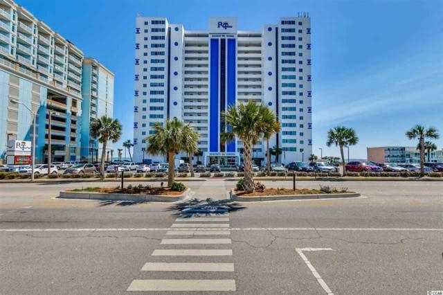 2511 S Ocean Blvd #1604, Myrtle Beach, SC 29577 (MLS #1819570) :: SC Beach Real Estate