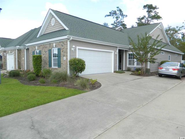 440-D Woodpecker Lane 440-D, Murrells Inlet, SC 29576 (MLS #1819626) :: James W. Smith Real Estate Co.