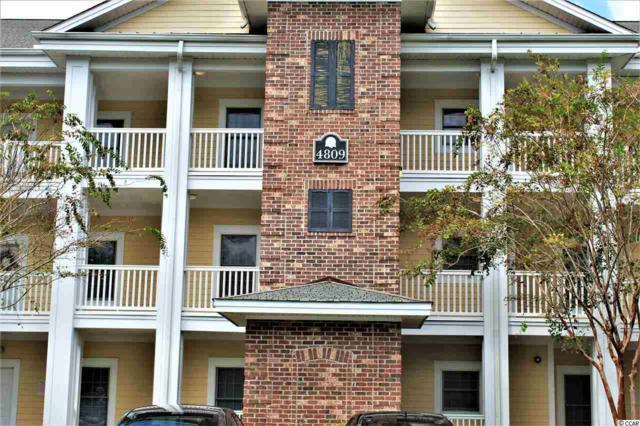 4809 Luster Leaf Circle Unit 303 #303, Myrtle Beach, SC 29577 (MLS #1819633) :: SC Beach Real Estate
