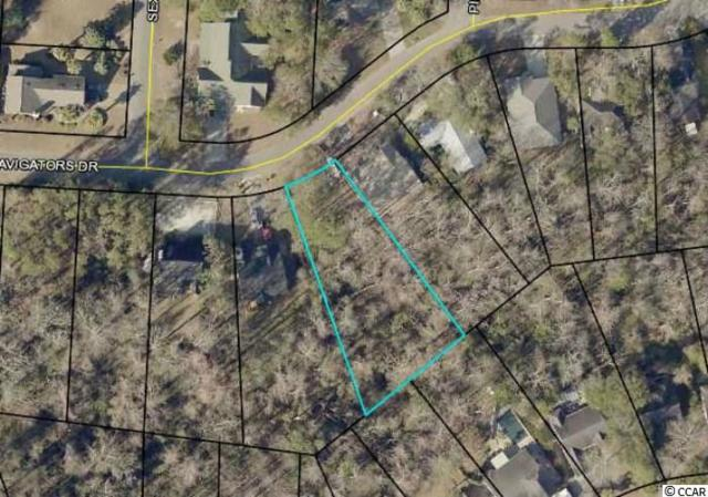 Lot 45 Navigators Dr., Pawleys Island, SC 29585 (MLS #1819645) :: The Hoffman Group