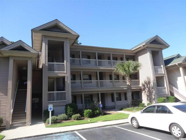 448 Pinehurst Ln. 16-I, Pawleys Island, SC 29585 (MLS #1819646) :: SC Beach Real Estate