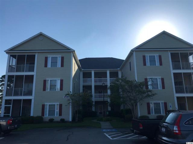 2090 Cross Gate Blvd. #304, Surfside Beach, SC 29575 (MLS #1819653) :: James W. Smith Real Estate Co.