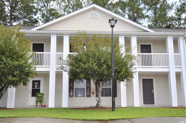 3689 Claypond Village Lane #6, Myrtle Beach, SC 29579 (MLS #1819662) :: SC Beach Real Estate